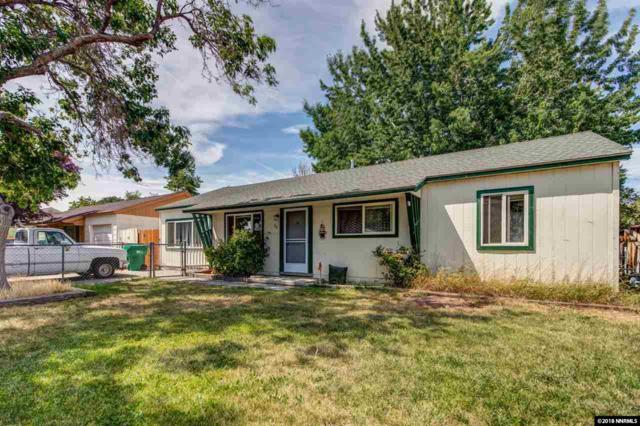 328 K Street, Sparks, NV 89431 (MLS #180010548) :: Mike and Alena Smith | RE/MAX Realty Affiliates Reno