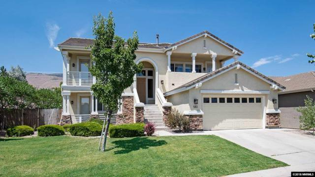 583 Echo Ridge Court, Reno, NV 89511 (MLS #180010584) :: Mike and Alena Smith | RE/MAX Realty Affiliates Reno