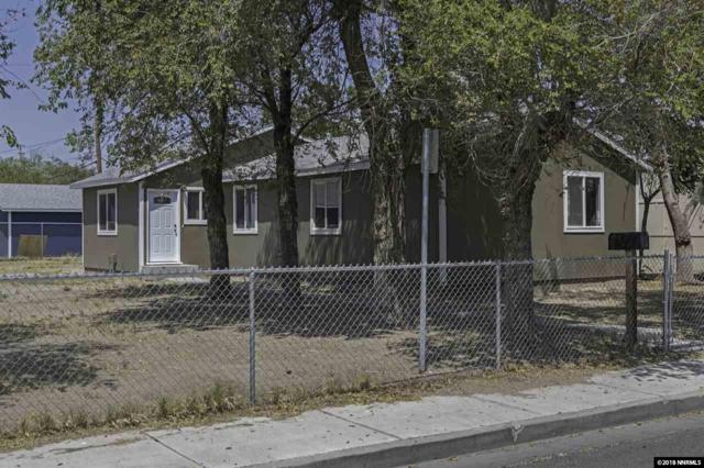 60 W Virginia Street, Fallon, NV 89406 (MLS #180010592) :: Mike and Alena Smith | RE/MAX Realty Affiliates Reno