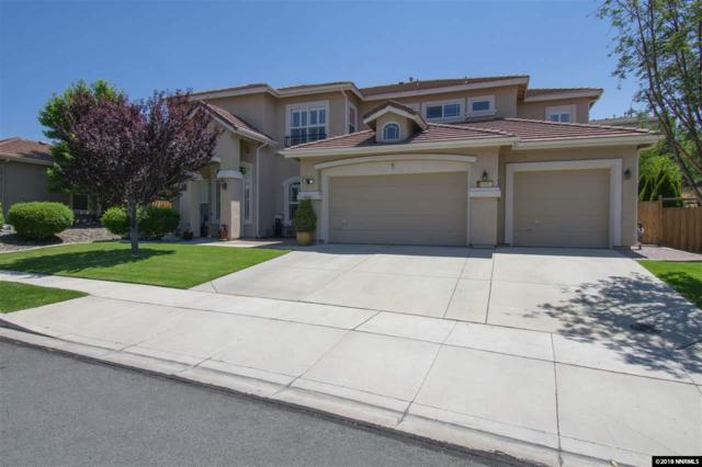 2821 Orion Dr, Sparks, NV 89436 (MLS #180010598) :: Mike and Alena Smith | RE/MAX Realty Affiliates Reno