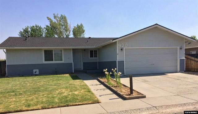 290 Amador Cr, Carson City, NV 89705 (MLS #180010601) :: Mike and Alena Smith | RE/MAX Realty Affiliates Reno
