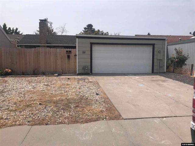 25 Granite Way, Carson City, NV 89706 (MLS #180010605) :: NVGemme Real Estate