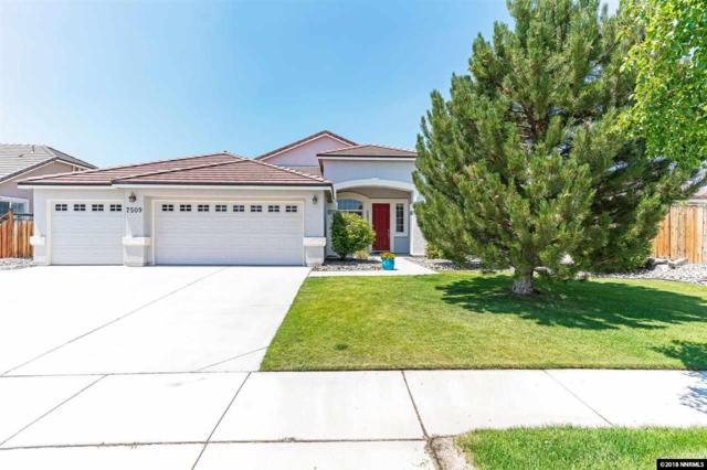 7509 Ulysses Drive, Sparks, NV 89436 (MLS #180010626) :: Harpole Homes Nevada