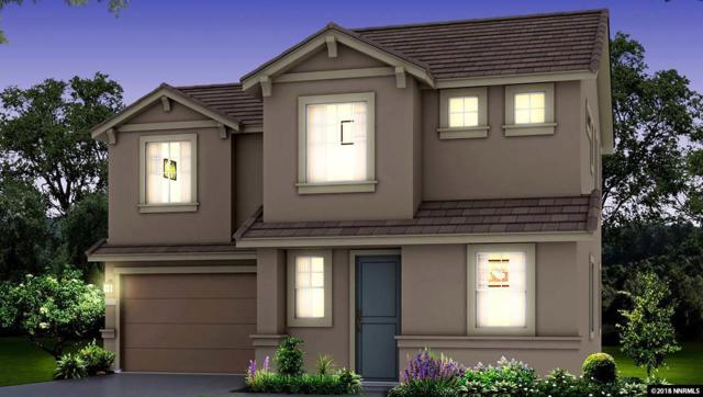 6753 Peppergrass Dr. Lot 89, Sparks, NV 89436 (MLS #180010656) :: Harpole Homes Nevada