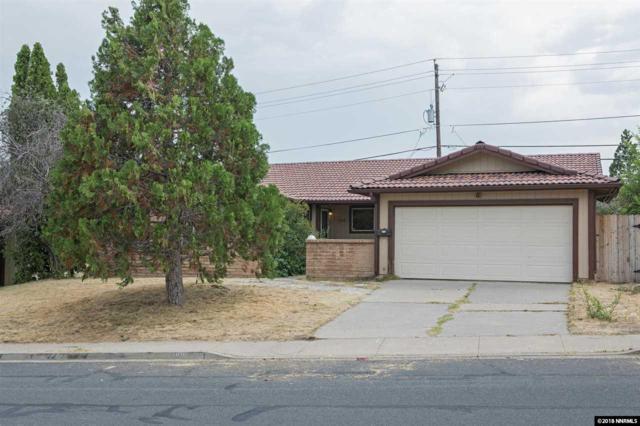 1394 Frontier Street, Reno, NV 89503 (MLS #180010697) :: Joshua Fink Group