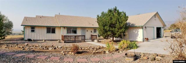 4041 Eagle Mountain, Wellington, NV 89444 (MLS #180010717) :: The Matt Carter Group | RE/MAX Realty Affiliates