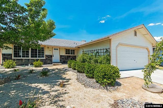 2484 Carriage Crest Drive, Carson City, NV 89706 (MLS #180010760) :: NVGemme Real Estate