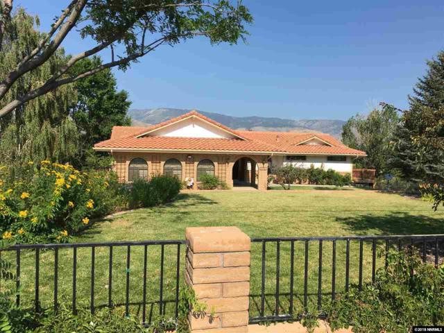 3000 Conte Dr, Carson City, NV 89701 (MLS #180010803) :: Mike and Alena Smith | RE/MAX Realty Affiliates Reno