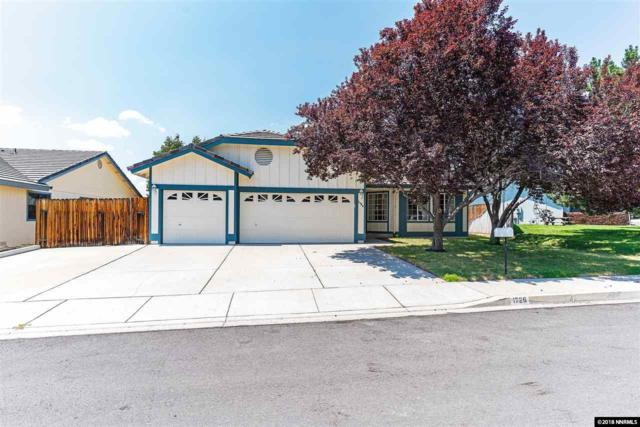 1726 Canyon Terrace Drive, Sparks, NV 89436 (MLS #180010857) :: Chase International Real Estate