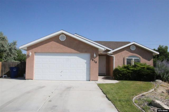 978 Augusta Lane, Fallon, NV 89406 (MLS #180010858) :: The Matt Carter Group   RE/MAX Realty Affiliates