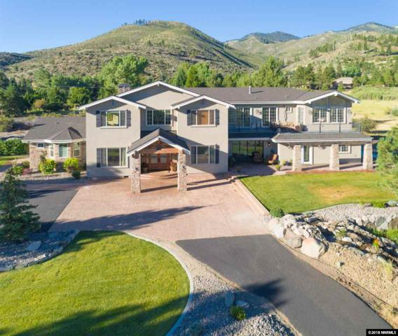 7405 Franktown Rd, Washoe Valley, NV 89704 (MLS #180010935) :: The Mike Wood Team