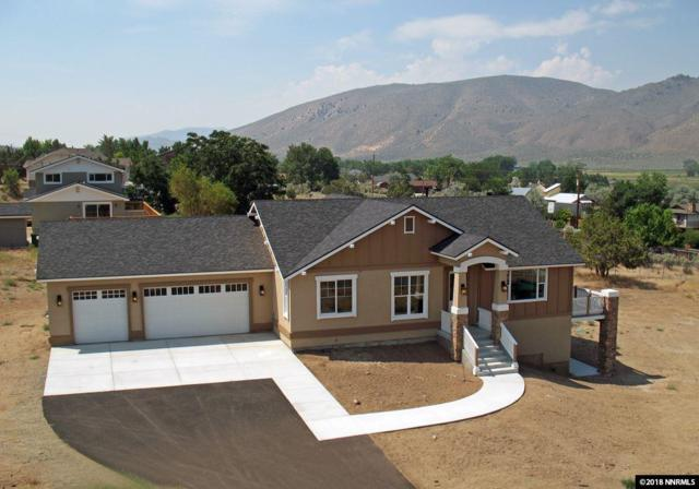 5569 Juniper Road, Carson City, NV 89701 (MLS #180011021) :: Joshua Fink Group