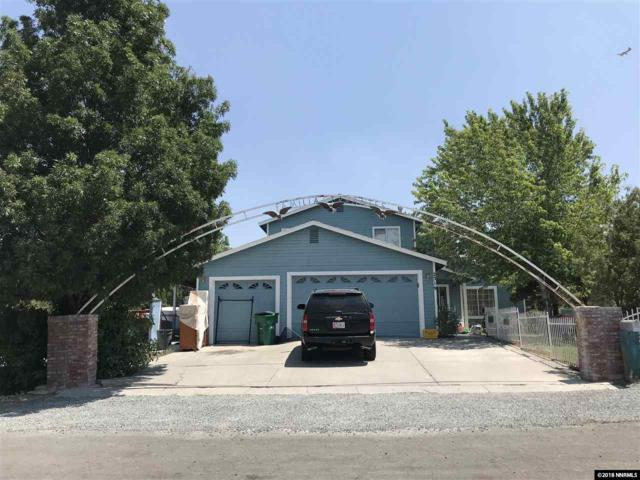 2319 Darla Way, Carson City, NV 89701 (MLS #180011044) :: Joshua Fink Group