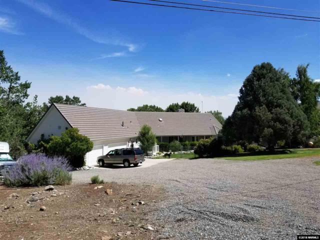 2043 Comstock Drive, Gardnerville, NV 89410 (MLS #180011052) :: The Matt Carter Group | RE/MAX Realty Affiliates