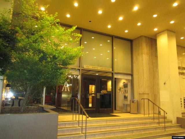100 N Arlington Ave. 7I, Reno, NV 89501 (MLS #180011067) :: Mike and Alena Smith | RE/MAX Realty Affiliates Reno