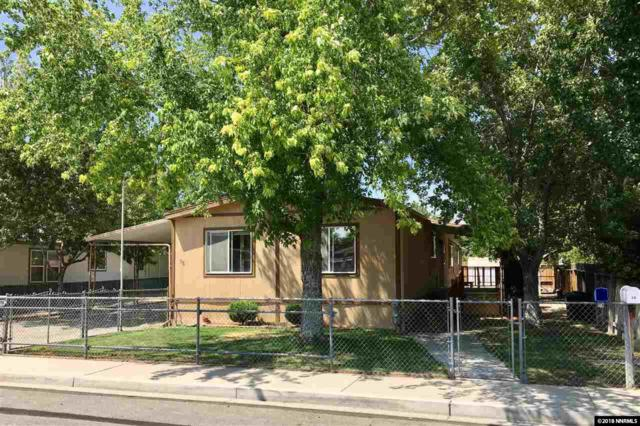 38 Bryan Cir, Carson City, NV 89706 (MLS #180011074) :: Mike and Alena Smith | RE/MAX Realty Affiliates Reno