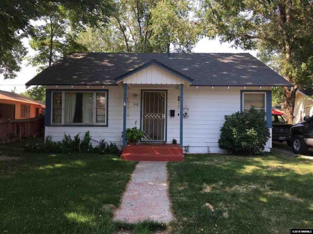 318 Lee, Carson City, NV 89706 (MLS #180011104) :: NVGemme Real Estate