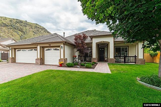 2297 St. George Way, Carson City, NV 89703 (MLS #180011164) :: Mike and Alena Smith | RE/MAX Realty Affiliates Reno