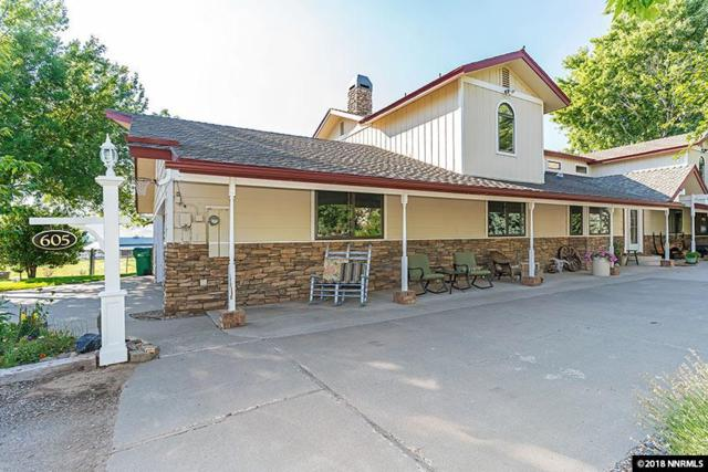605 Chance Ln., Reno, NV 89521 (MLS #180011170) :: Mike and Alena Smith | RE/MAX Realty Affiliates Reno