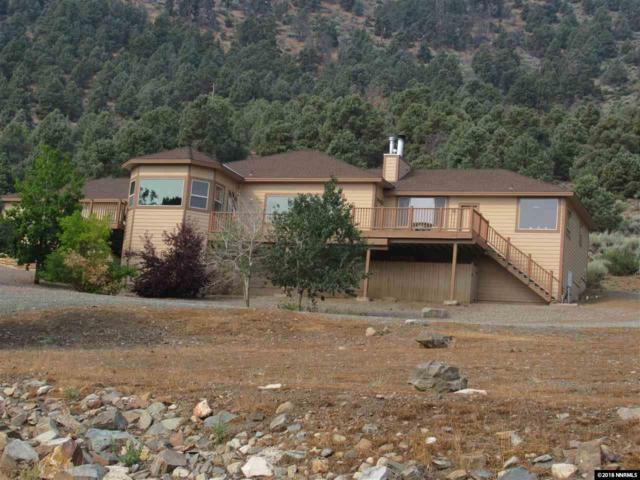 3228 Highland Way, Gardnerville, NV 89410 (MLS #180011251) :: The Mike Wood Team