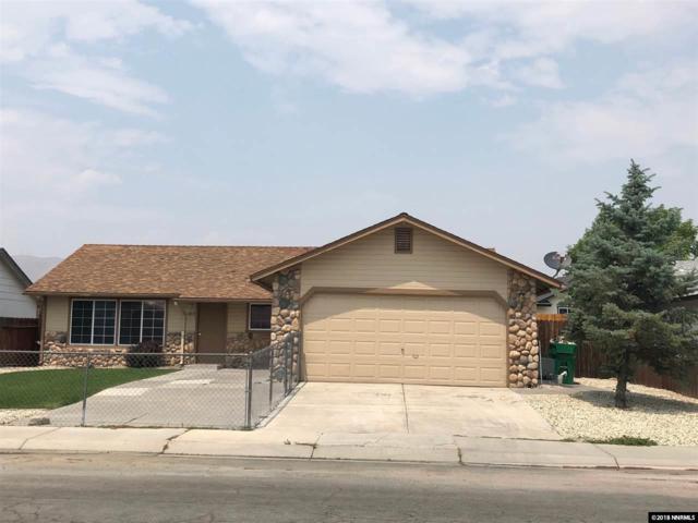1612 Spooner Drive, Carson City, NV 89706 (MLS #180011298) :: NVGemme Real Estate