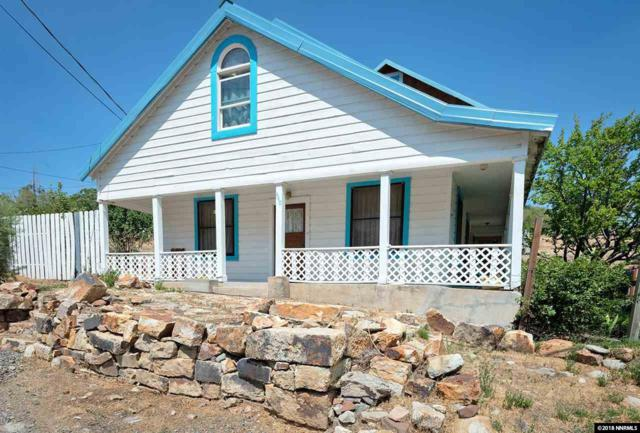440 Main St, Silver City, NV 89428 (MLS #180011353) :: Mike and Alena Smith | RE/MAX Realty Affiliates Reno