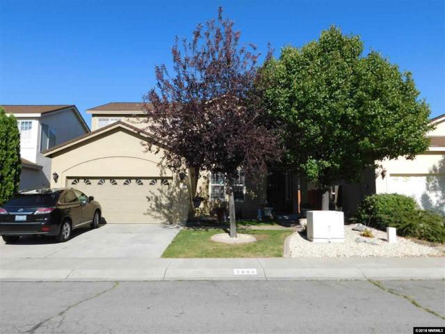 2883 Ridgecrest, Carson City, NV 89706 (MLS #180011429) :: NVGemme Real Estate