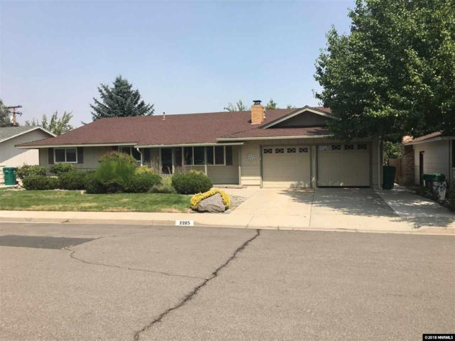 2205 Glenn Drive, Carson City, NV 89703 (MLS #180011472) :: NVGemme Real Estate