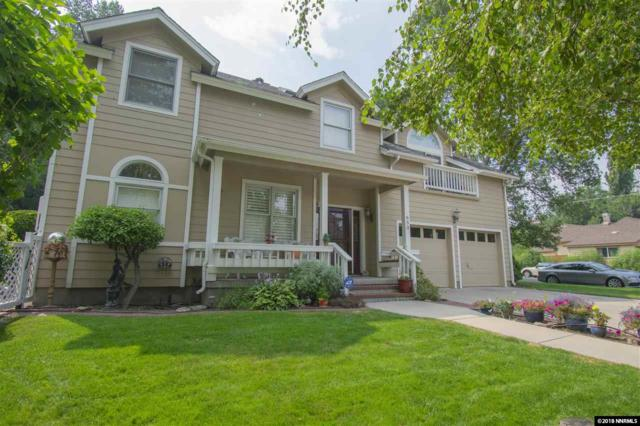 650 N Minnesota St., Carson City, NV 89703 (MLS #180011535) :: The Matt Carter Group | RE/MAX Realty Affiliates