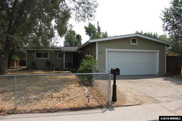 1217 E Musser St, Carson City, NV 89701 (MLS #180011539) :: The Matt Carter Group   RE/MAX Realty Affiliates