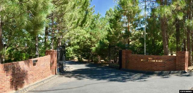 7400 Bryan Canyon Rd., Washoe Valley, NV 89704 (MLS #180011576) :: NVGemme Real Estate