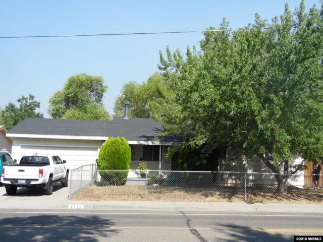 2725 Silver Sage Drive, Carson City, NV 89701 (MLS #180011623) :: Mike and Alena Smith | RE/MAX Realty Affiliates Reno