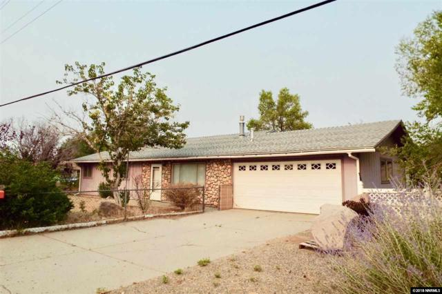 847 Tillman Ln, Gardnerville, NV 89460 (MLS #180011626) :: Chase International Real Estate