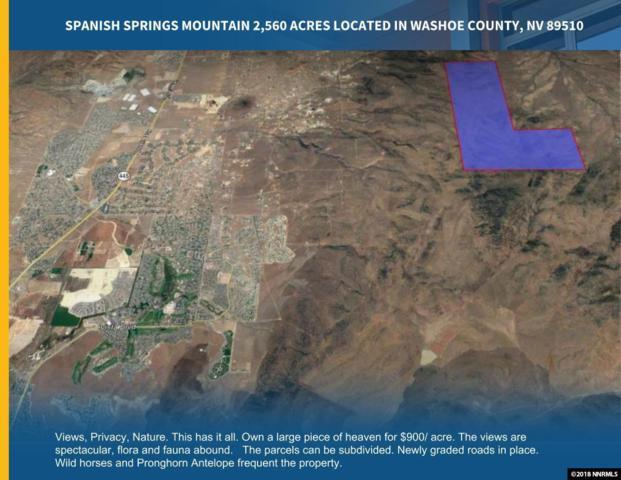 0 Jay Bird, Reno, NV 89510 (MLS #180011637) :: NVGemme Real Estate