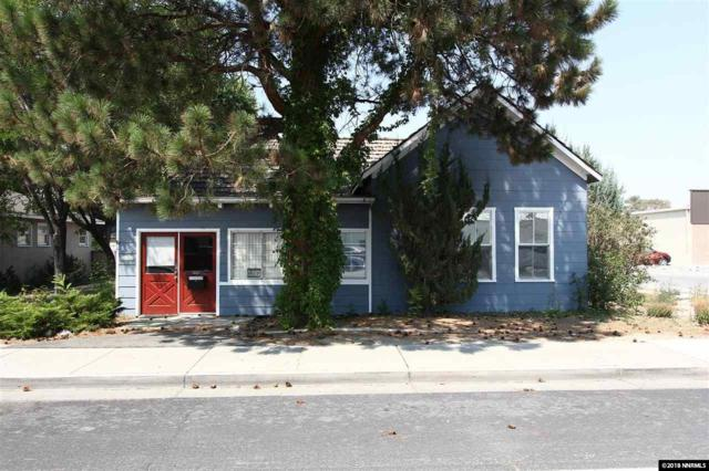 119 N Main Street, Yerington, NV 89447 (MLS #180011653) :: NVGemme Real Estate