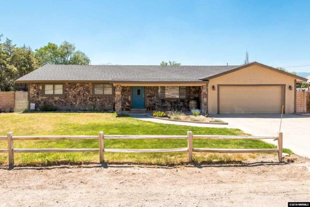 706 Mustang, Gardnerville, NV 89410 (MLS #180011662) :: Chase International Real Estate