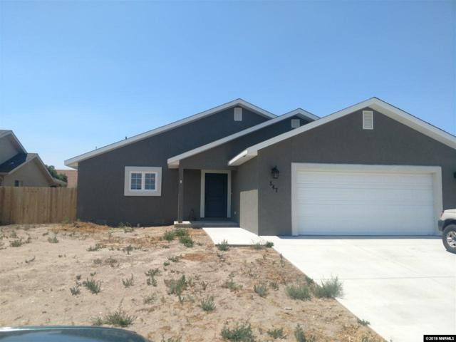 547 Cicada, Fallon, NV 89406 (MLS #180011680) :: Harcourts NV1