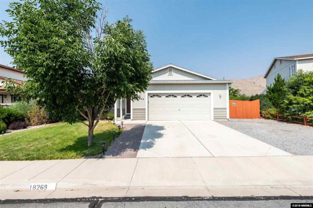 18269 Morning Breeze Drive, Reno, NV 89508 (MLS #180011697) :: Chase International Real Estate