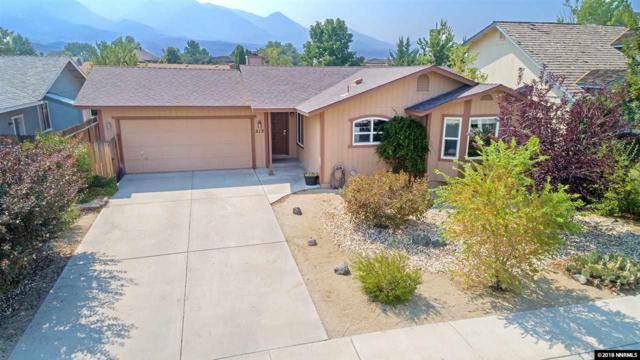 212 Woodlake Cir, Dayton, NV 89403 (MLS #180011746) :: Mike and Alena Smith | RE/MAX Realty Affiliates Reno