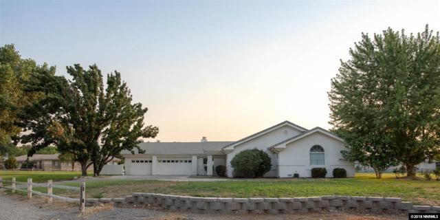 203 Quail Run Road, Fernley, NV 89408 (MLS #180011840) :: Chase International Real Estate