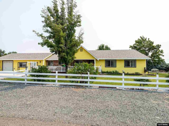 1555 Steve Court, Minden, NV 89423 (MLS #180011842) :: Chase International Real Estate