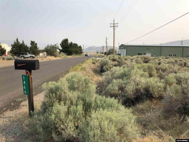 1466 Albite Road, Wellington, NV 89444 (MLS #180011850) :: The Matt Carter Group | RE/MAX Realty Affiliates