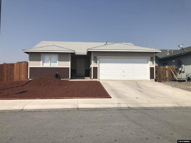 1019 Foster, Fernley, NV 89408 (MLS #180011856) :: Mike and Alena Smith | RE/MAX Realty Affiliates Reno