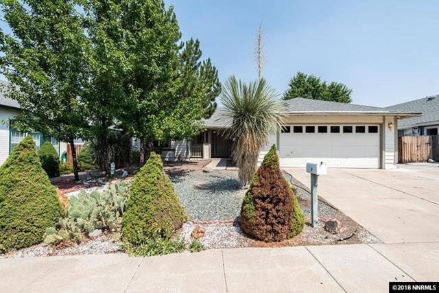 4840 Pradera Street, Sparks, NV 89436 (MLS #180011874) :: Mike and Alena Smith | RE/MAX Realty Affiliates Reno
