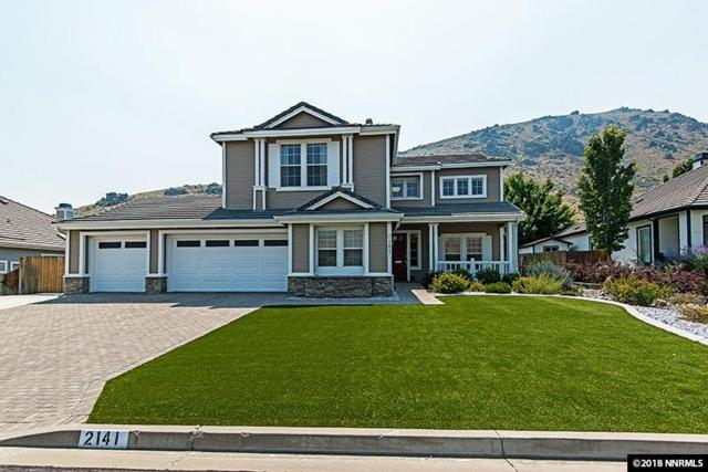 2141 St. George Way, Carson City, NV 89703 (MLS #180011923) :: Mike and Alena Smith | RE/MAX Realty Affiliates Reno