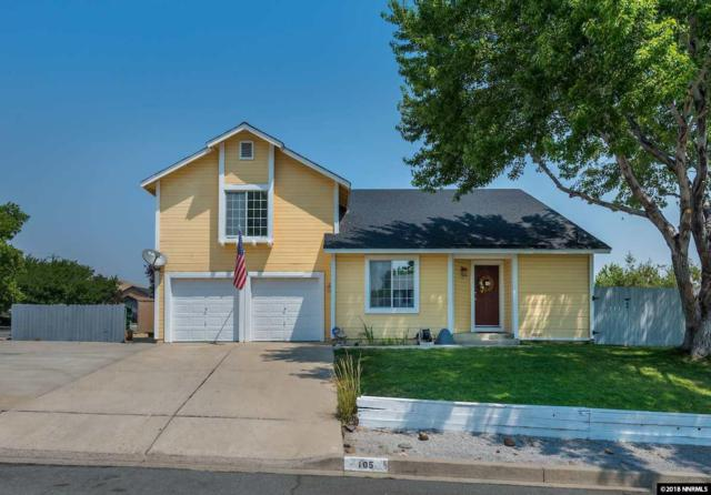 105 May Dr, Sparks, NV 89436 (MLS #180011931) :: The Matt Carter Group | RE/MAX Realty Affiliates