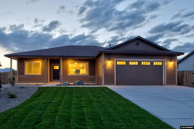 1162 Cheatgrass Lot 215, Dayton, NV 89403 (MLS #180011961) :: Chase International Real Estate