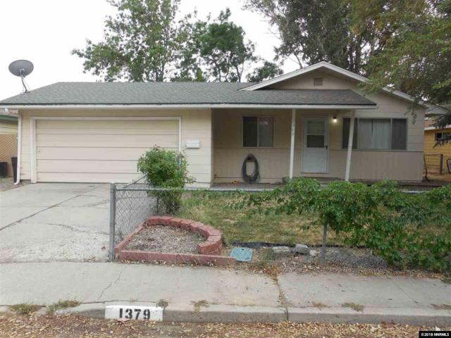 1379 Jerry Ln, Carson City, NV 89701 (MLS #180011976) :: Chase International Real Estate