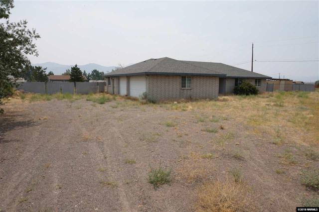 132 S El Dorado, Dayton, NV 89403 (MLS #180011977) :: Chase International Real Estate