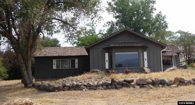 8 Hoye Canyon, Wellington, NV 89444 (MLS #180011988) :: Mike and Alena Smith | RE/MAX Realty Affiliates Reno